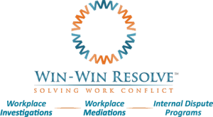 Win-Win Resolve, Solving Work Conflict
